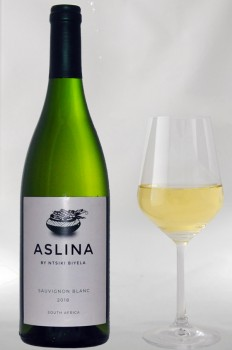 Aslina by Ntsiki Biyela Sauvignon Blanc 2018