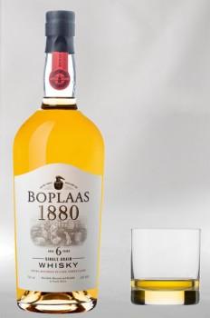 Boplaas 6 Year Single Grain Whisky (Tawny Cask finish)