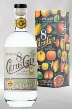 Boplaas 8 Citrus Gin