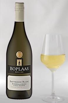 Boplaas Bobbejaanberg Family Reserve Sauvignon Blanc 2018