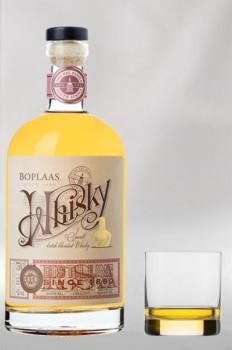 Boplaas Single Grain Whisky (Brandy cask finish)