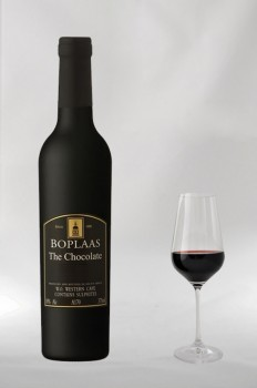 Boplaas The Chocolate Cape Vintage 2016 0,375 l