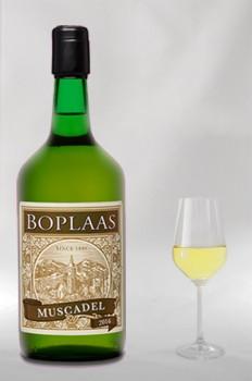 Boplaas White Muscadel