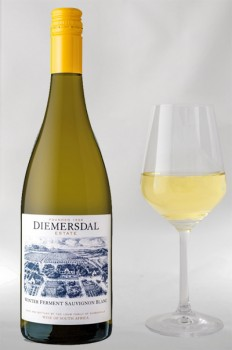 Diemersdal Winter Ferment Sauvignon Blanc 2019- available as from 15.June