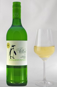 Diemersfontein For the Birds White 2014