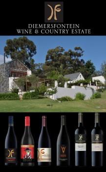 Diemersfontein Selection - Zoom Tasting 26.03.2021