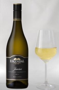 Eikendal Janina Unwooded Chardonnay 2019