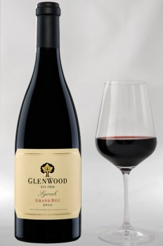 Glenwood Grand Duc Syrah 2016