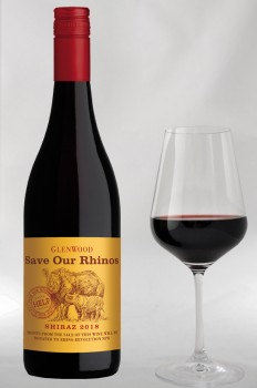 Glenwood Save Our Rhinos Shiraz 2018