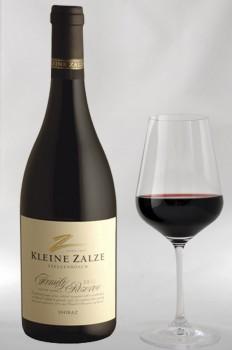 Kleine Zalze Family Reserve Shiraz 2012