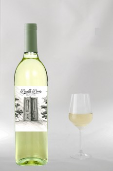La Bri Double Door Natural Sweet Roussanne 2018
