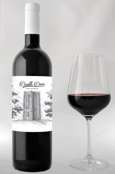 La Bri Double Door Petit Verdot 2017