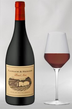 Laibach Seeger Pinot Noir 2012