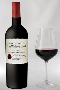 Laibach Widow's Block Cabernet Sauvignon 2012
