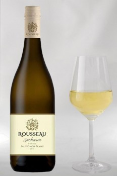 Rousseau Wines Sacharia Wooded Sauvignon Blanc 2017