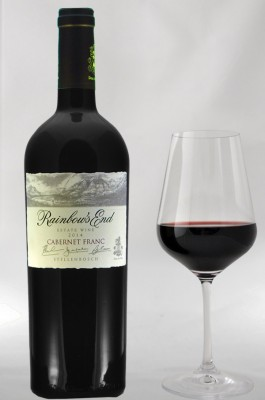 Rainbows End Cabernet Franc 2016