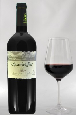 Rainbows End Shiraz 2015