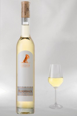 Ridgeback Natural Sweet Viognier 2015